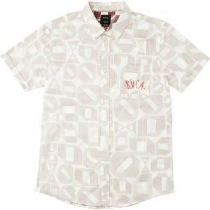 RVCA That'll Do Barry 2 Shirt - Men's