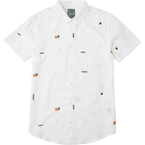 RVCA Lp Mix Short-Sleeve Shirt - Men's
