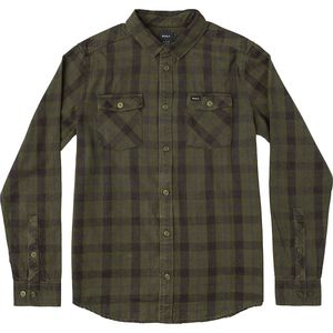 RVCA Treets Long-Sleeve Shirt - Men's