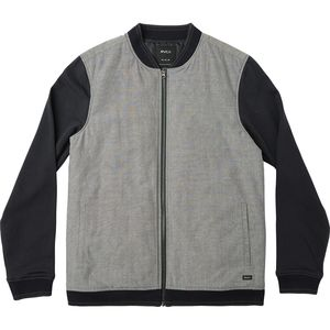 RVCA Oxford Bomber Jacket - Men's