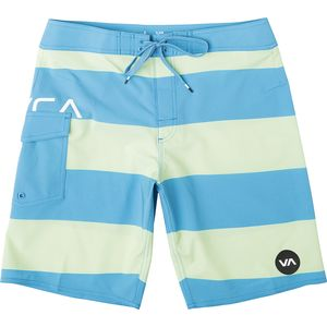 RVCA Uncivil Stripe Trunk - Boys'