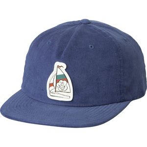 RVCA Sailin On Strapback Hat