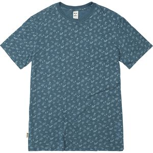 RVCA Batik Block T-Shirt - Men's
