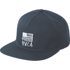 RVCA Flags Unstructured Hat - Men's