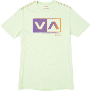 RVCA Static Box Short-Sleeve T-Shirt - Men's