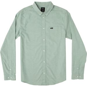 RVCA That'll Do Stretch Long-Sleeve Shirt - Men's