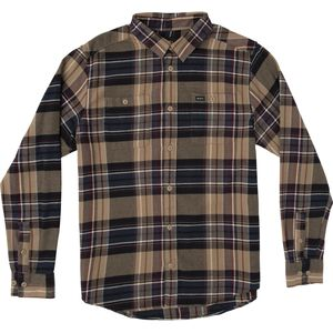 RVCA Ludlow Flannel Shirt - Men's