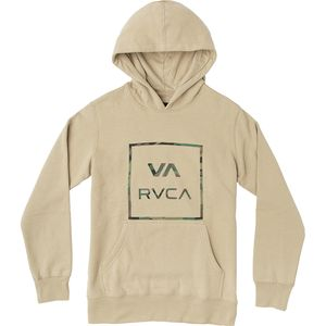 RVCA Fill All The Way Pullover Hoodie - Boys'