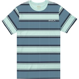 RVCA 4 Stripe Short-Sleeve T-Shirt - Boys'
