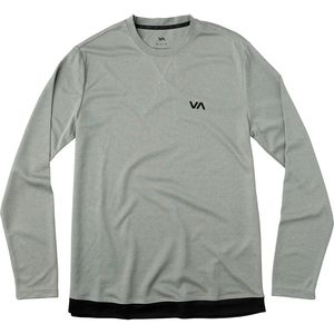 RVCA Runner Mesh Long-Sleeve Shirt - Men's