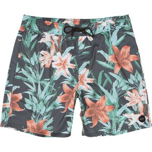 RVCA Montague Elastic Swim Trunk - Men's