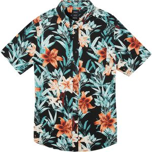 RVCA Montague Floral Short-Sleeve Shirt - Men's
