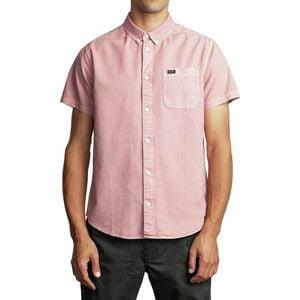 RVCA Thatll Butter Short-Sleeve Shirt - Mens