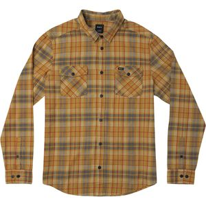 RVCA Watt Flannel Shirt - Men's