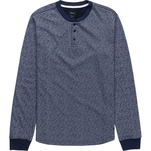 RVCA Lavish Henley Long-Sleeve Shirt - Men's