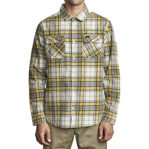 RVCA Panhandle Long-Sleeve Flannel - Men's