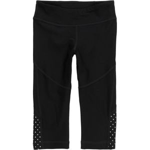 RCTIV8 Reflective Dot Panel Capri - Girls