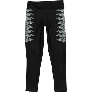 RCTIV8 Tribal Reflective Capri - Girls'