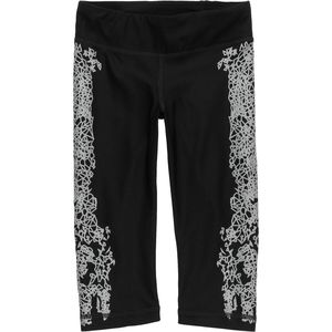 RCTIV8 Kaleidoscope Reflective Capri - Girls