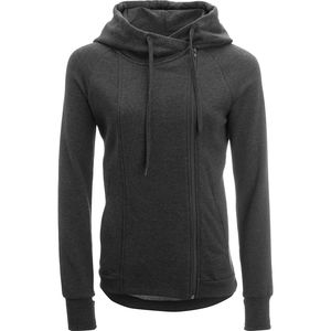 RCTIV8 Asymetrical Hooded Jacket - Women's
