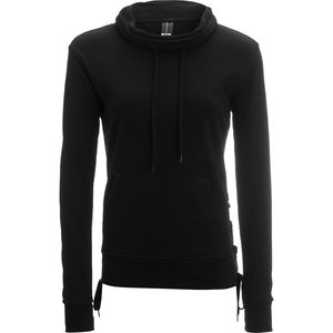 RCTIV8 Fleece Funnel Neck with Side Drawstring Pullover - Women's