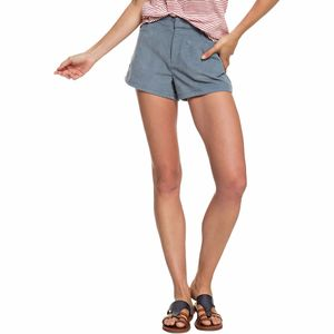 Roxy Boy Rules High Waist Corduroy Short - Women's