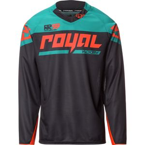 Royal Racing Victory Race Jersey - Long Sleeve - Men's