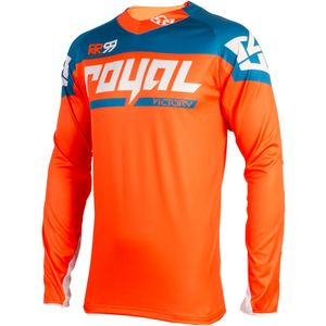 Royal Racing Victory Race Long-Sleeve Jersey - Men's