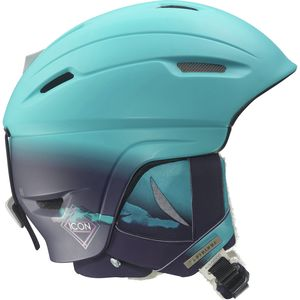 Salomon Icon 4D Custom Air Ski Helmet - Women's