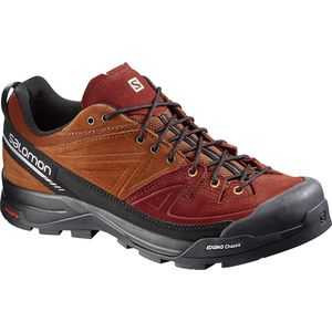 Salomon X Alp Leather Shoe - Men's