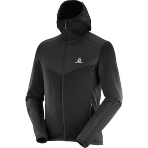 Salomon X Alp Mid Fleece Hooded Jacket - Men's Online Cheap