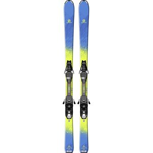 Salomon QST-Max JR Ski +  EZY7 B80 Binding - Kids'