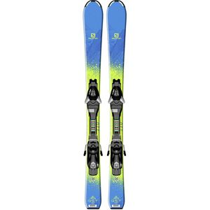Salomon QST-Max JR Ski + EZY7 J75 Binding - Kids'