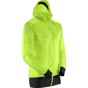 Salomon Fast Wing Hybrid Hooded Jacket - Men's