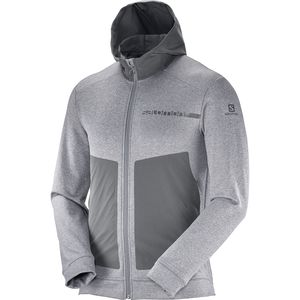 Salomon Pulse Mid Full-Zip Hoodie - Men's