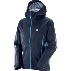 Salomon X Alp 3L Hooded Shell Jacket - Men's