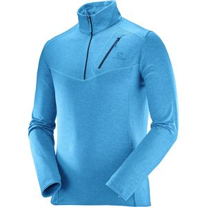 Salomon Discovery 1/2-Zip Fleece Pullover - Men's