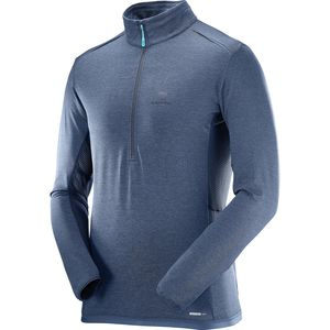 Salomon Discovery Flowtech 1/2 Zip Top - Men's