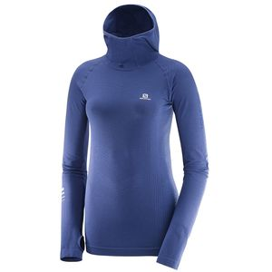 Salomon Lightning Pro Hooded Top - Long-Sleeve - Women's