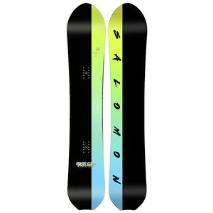 Salomon Snowboards Hillside Project First Call Snowboard - Men's