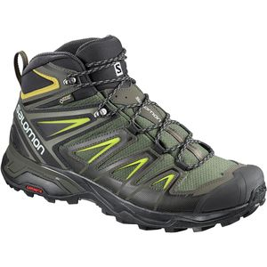 Salomon X Ultra 3 Wide Mid GTX Hiking Boot - Men's