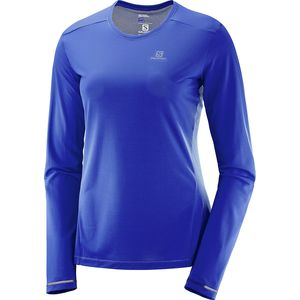 Salomon Agile Long-Sleeve T-Shirt - Women's