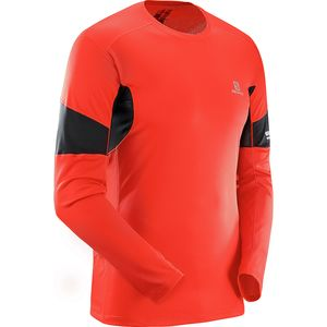 Salomon Agile Long-Sleeve T-Shirt  - Men's