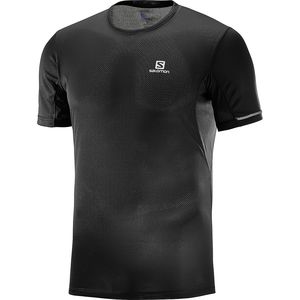 Salomon Agile Plus Short-Sleeve Shirt - Men's
