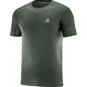 Salomon Agile Short-Sleeve Shirt - Men's
