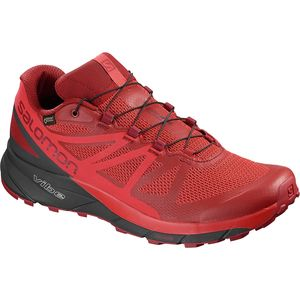 Salomon Sense Ride GTX Invisible Fit Trail Running Shoe - Men's