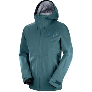 Salomon QST Guard 3L Hooded Jacket - Men's