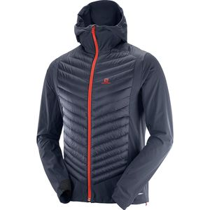 Salomon Haloes Down Hybrid Hooded Jacket - Men's