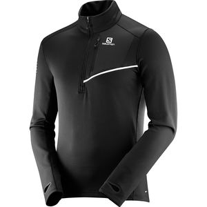 Salomon Fast Wing Mid Long-Sleeve Shirt - Men's