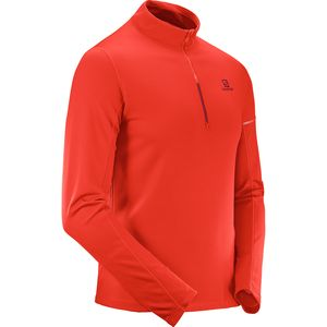 Salomon Agile 1/2-Zip Mid Shirt - Men's